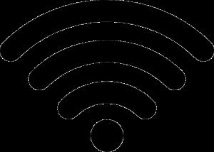 Общепринятый знак Wi-Fi