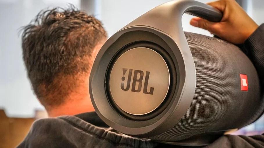 JBL Boombox Black