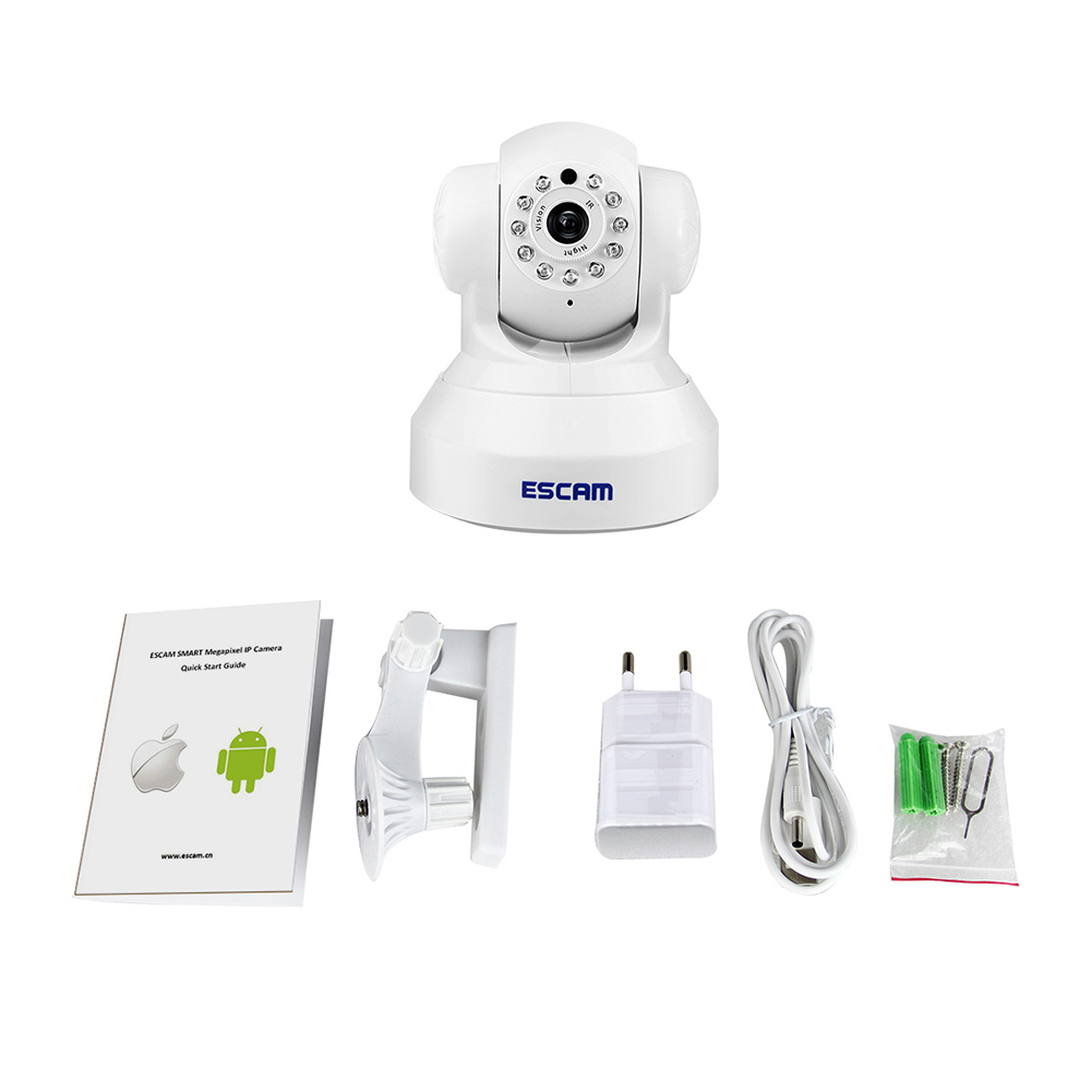 WiFi камера видеонаблюдения: беспроводные IP-камеры для дома и улицы
