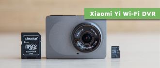 Xiaomi Yi Wi-Fi DVR