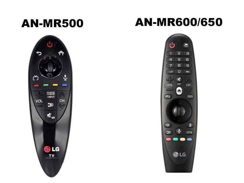 Модели AN-MR500 и AN-MR600/650