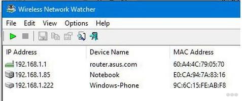 Как посмотреть, кто подключен к моему Wi-Fi роутеру?