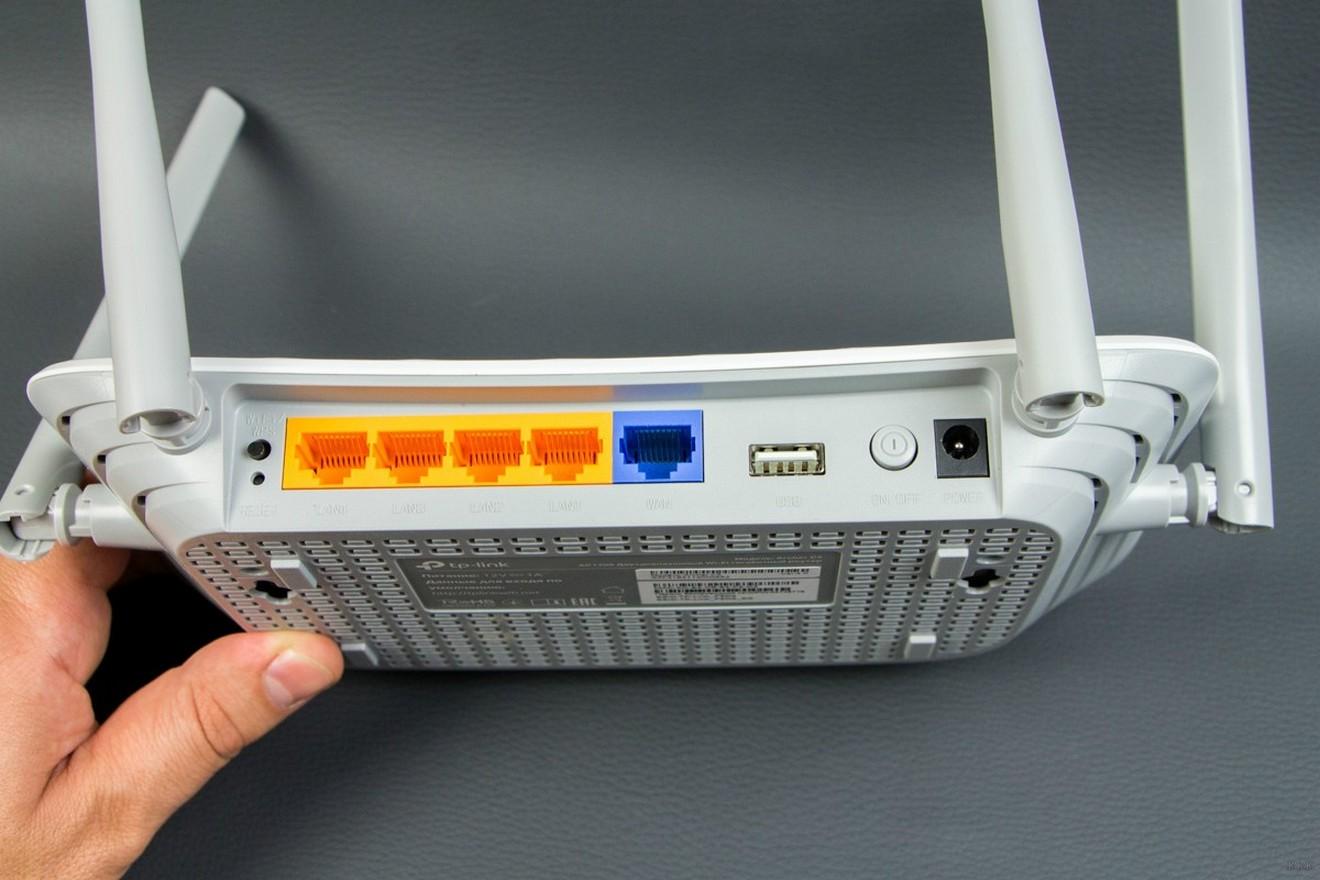 TP-Link Archer C5 AC1200: обзор гигабитного роутера
