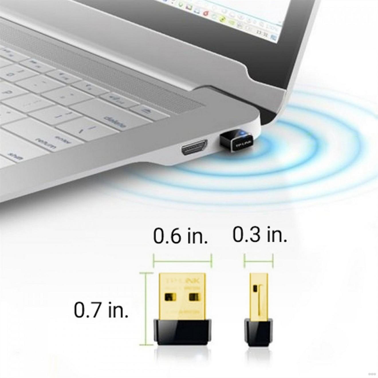 Wi-Fi адаптер TP-Link TL-WN725N Nano: обзор и настройки от WiFiGid