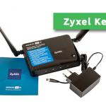 Zyxel Keenetic 4G III