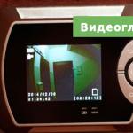видеоглазок с Wi-Fi