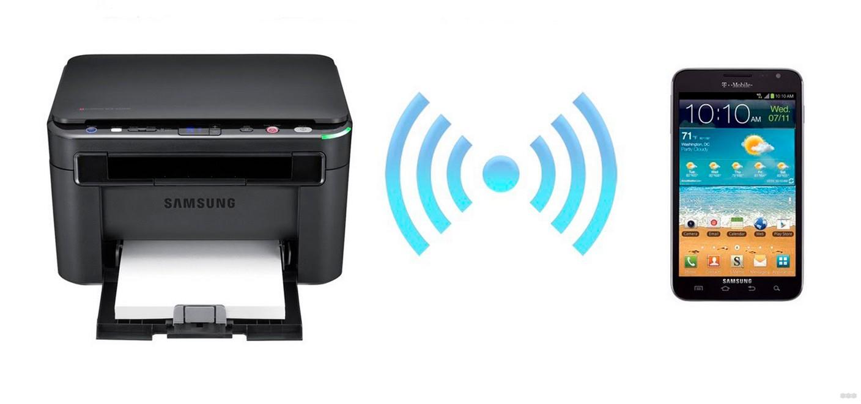 Как подключить принтер к телефону через Wi-Fi и настроить печать?