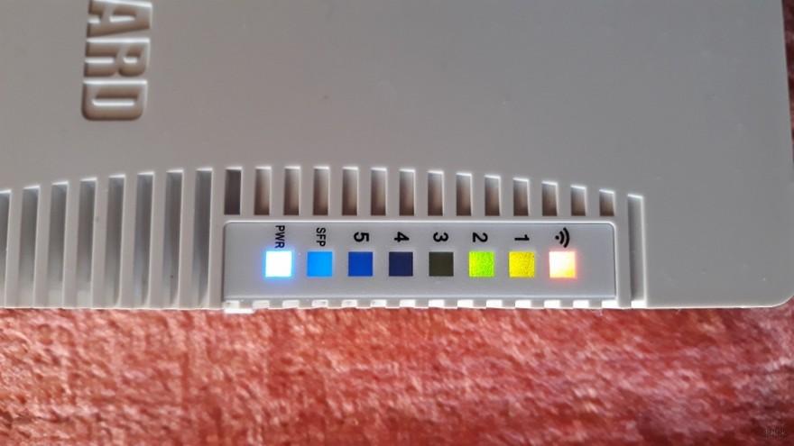 MikroTik hAP AC – двухдиапазонный роутер с богатым функционалом
