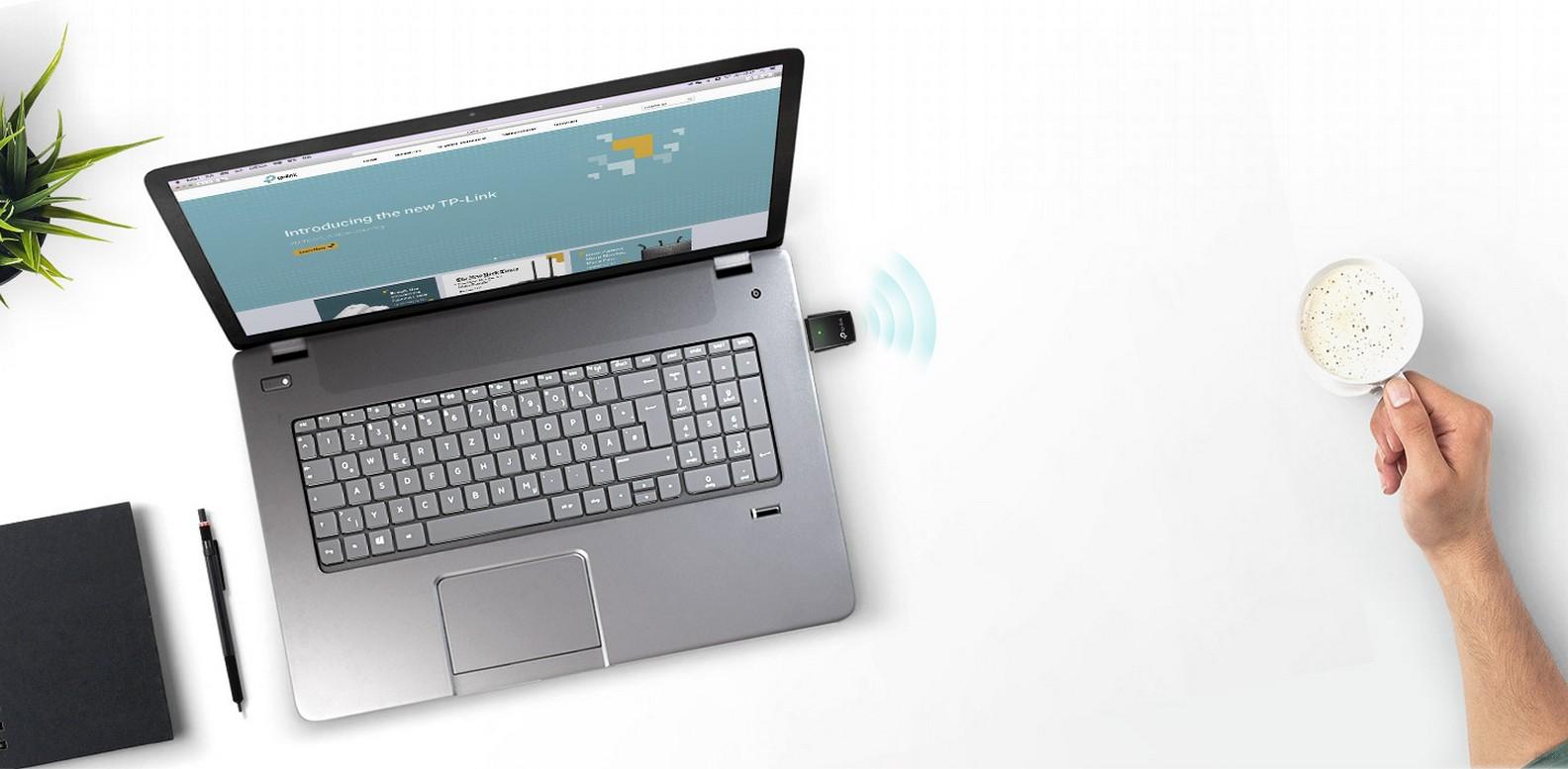 Обзор двухдиапазонного Wi-Fi адаптера TP-Link Archer T2U AC600