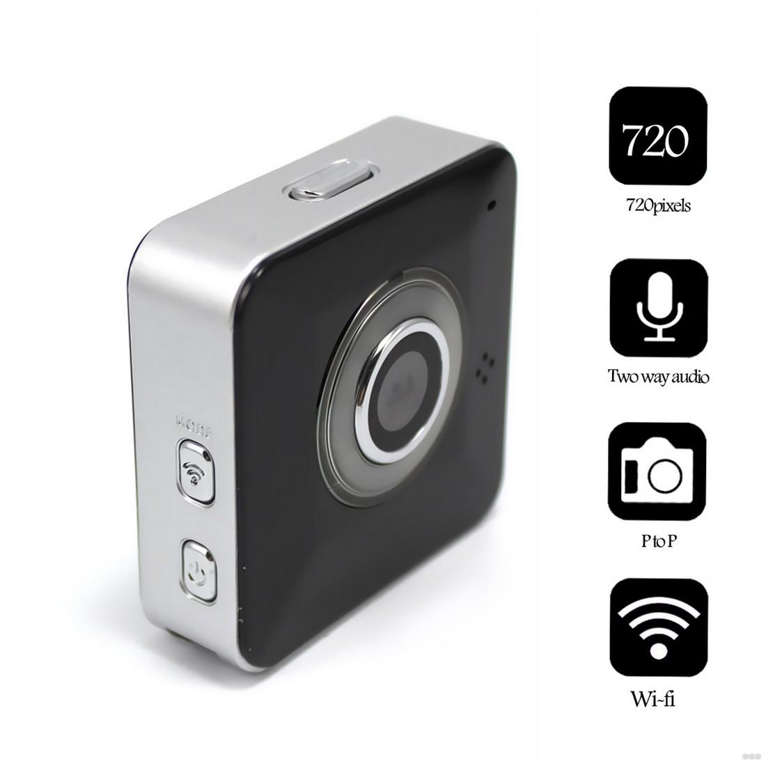 Скрытая черно белая видеокамера