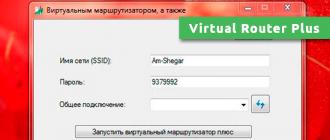 Virtual Router
