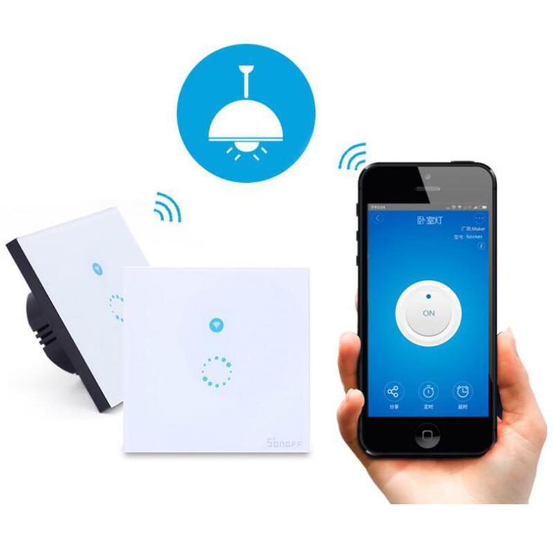 Выключатель света с Wi-Fi управлением: магия электричества дома