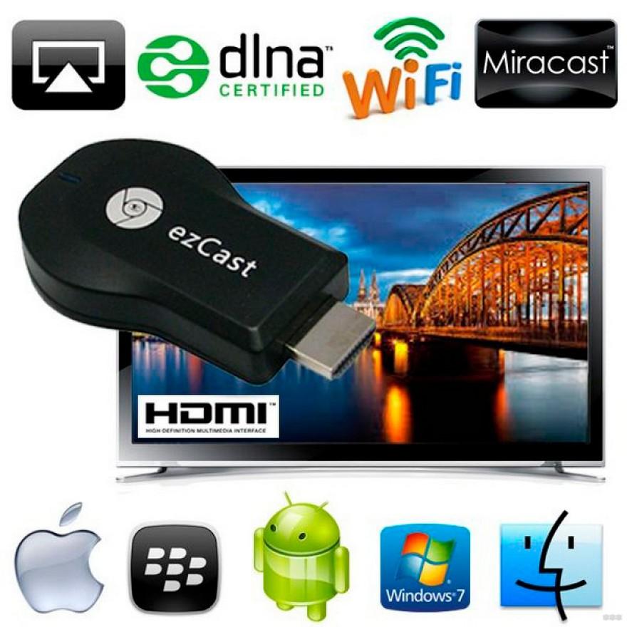 Беспроводной Wi-Fi HDMI адаптер для телевизора – что это за штука?