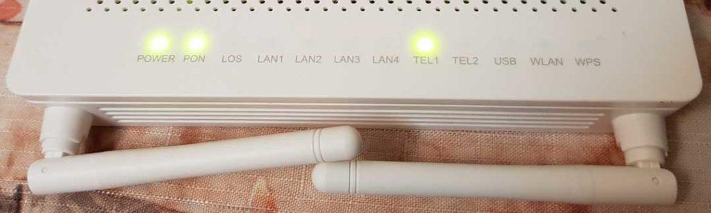 Почему горит красная лампочка на роутере: причины и решения