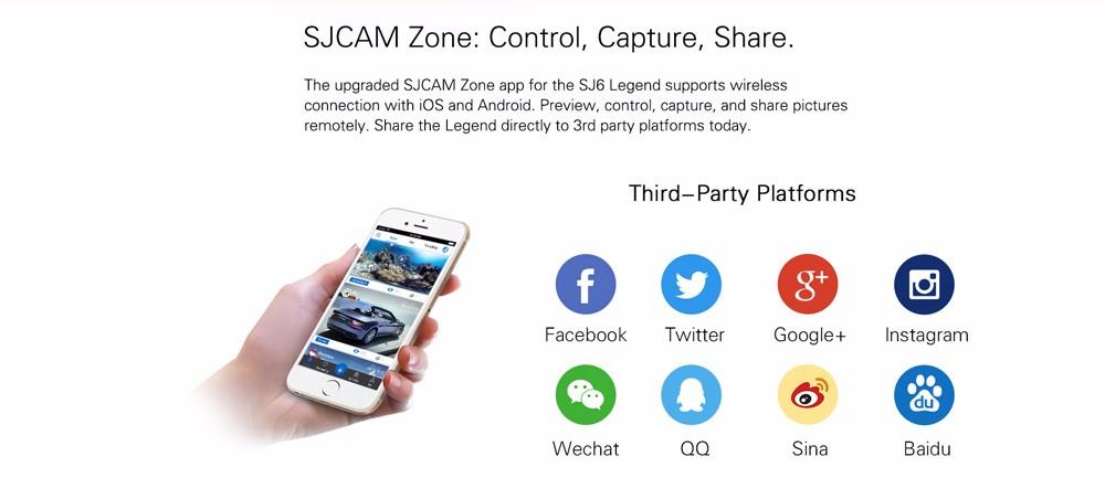 SJ Cam SJ4000 WiFi – обзор экшен-видеокамеры по доступной цене