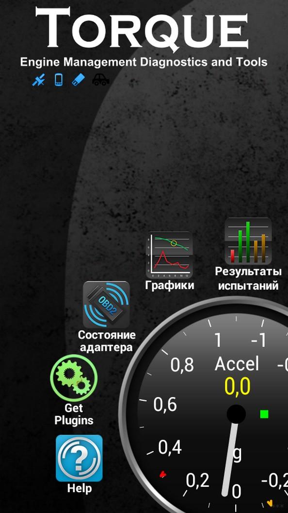 OBD-II ELM327 Wi-Fi - автомобильный диагностический сканер