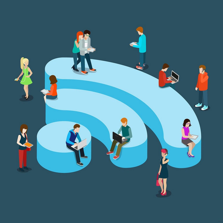 Как защитить свой Wi-Fi роутер от соседей: советы WiFiGid