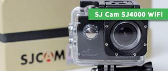 SJ Cam SJ4000 WiFi
