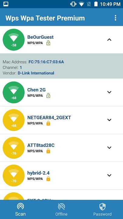 WIFI WPS WPA TESTER: под пристальным взглядом WiFiGid