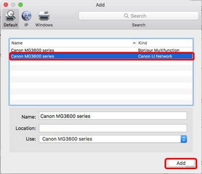 Как подключить принтер Canon Pixma MG3600 через Wi-Fi?