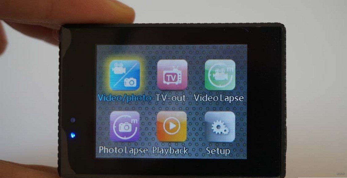 Экшн-камера SJCAM 5000 Wi-Fi – обновление SJ4000 и аналог GoPro
