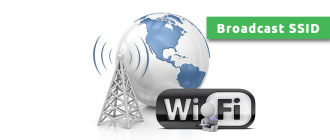 Broadcast SSID