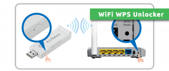WiFi WPS Unlocker
