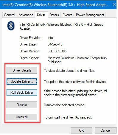 Windows 10 не видит устройства Bluetooth: решение проблемы