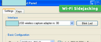 Wi-Fi Sidejacking