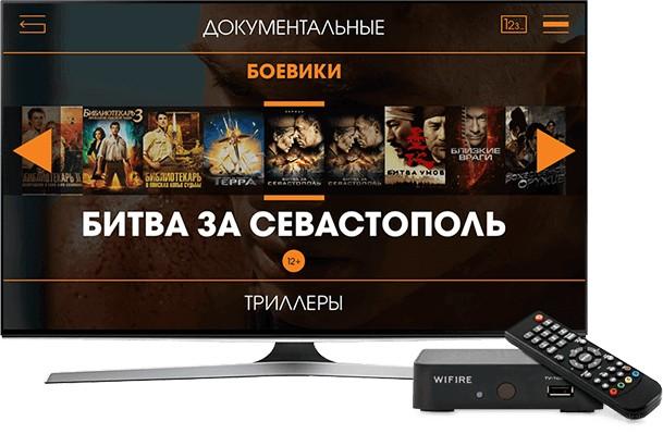 Беспроводное ТВ: без антенны, кабеля и даже приставки!