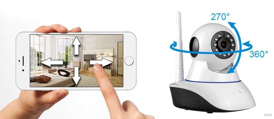 Как выбрать поворотную Wi-Fi камеру: все характеристики, обзор моделей