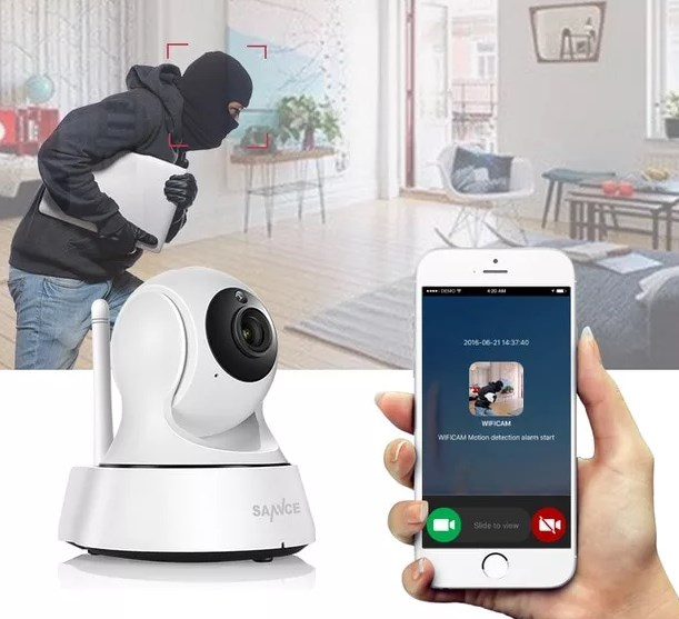 Как работает Wi-Fi камера видеонаблюдения: принцип действия WiFi видеокамер