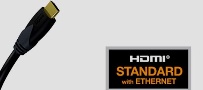 HDMI кабель и вход на компьютере и телевизоре: как он выглядит?!