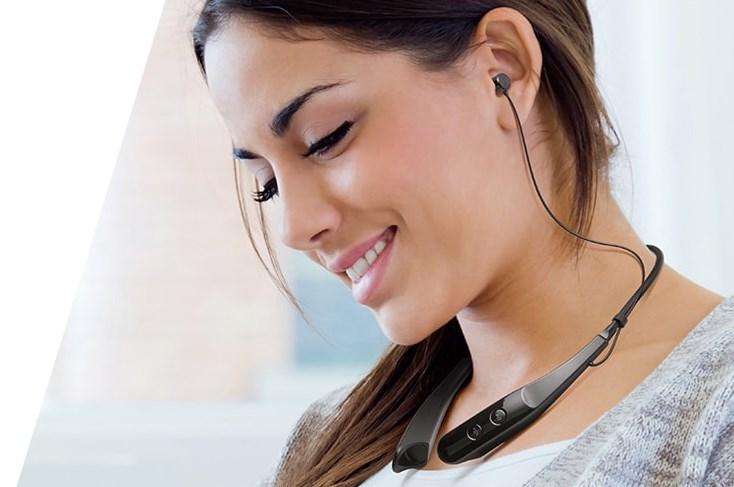 Беспроводные Bluetooth наушники и гарнитура от LG: лучшие модели