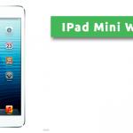 IPad Mini Wi-Fi Cellular