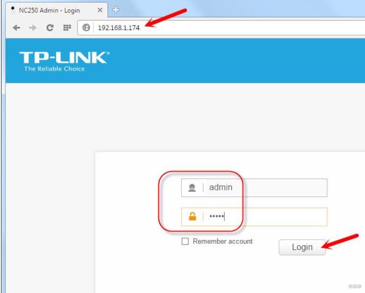 Семейство IP-камер TP-Link: обзор и настройка NC250
