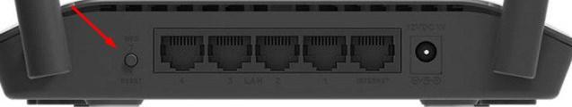 Как сбросить настройки роутера D-link DIR-615: сброс пароля и конфигураций