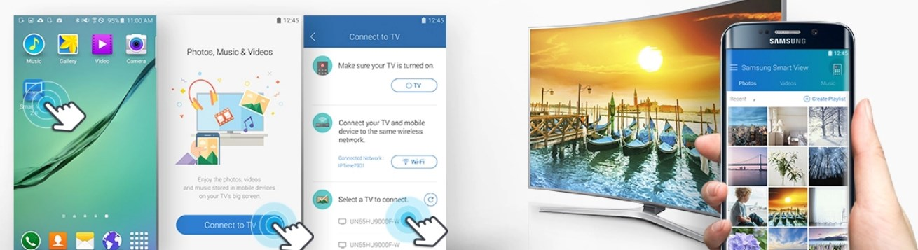 Smart View не видит и не подключается к телевизору: решение