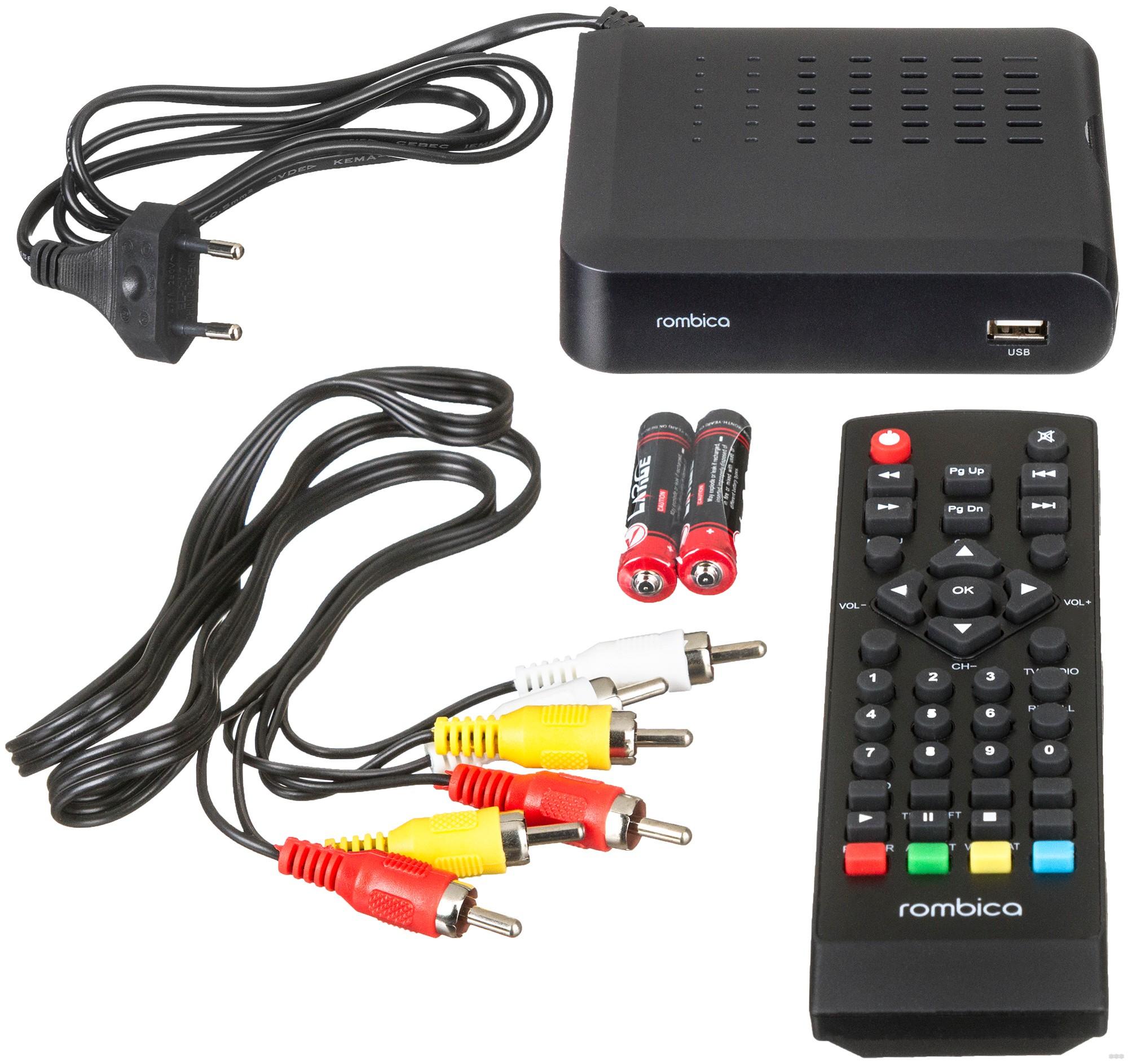 Какая антенна нужна для приема цифрового телевидения?