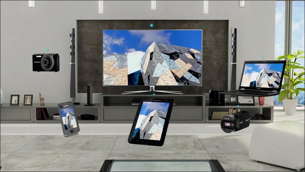 Как настроить DLNA на телевизорах SAMSUNG: простые инструкции
