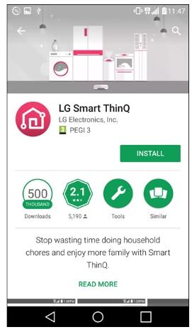 Как настроить Wi-Fi на холодильнике LG через телефон: управление через Smart Thinq