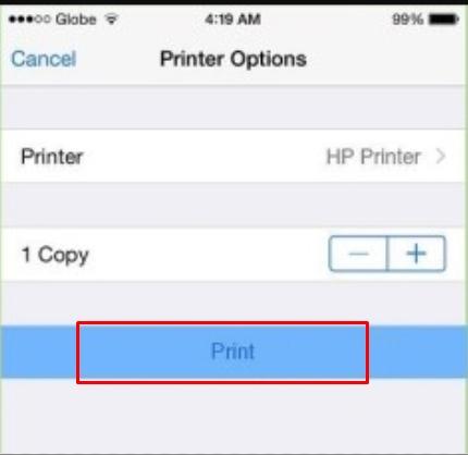 Печать с iPhone, iPad на принтер через Wi-Fi: полная инструкция
