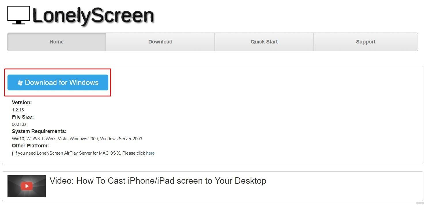 Как транслировать экран iPhone на компьютер Windows и Mac OS?