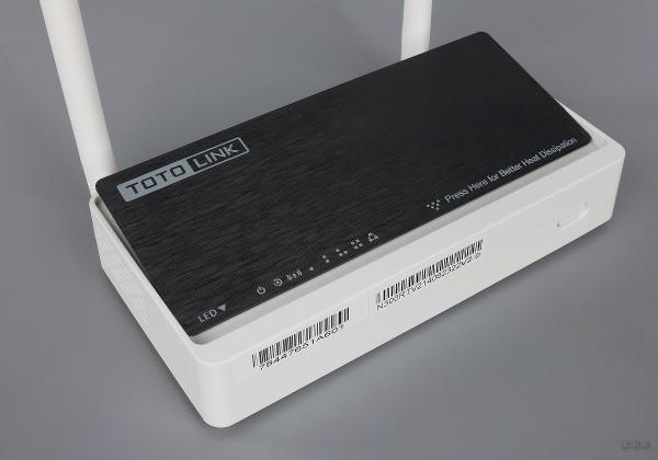 Totolink N300RT: обзор и основные настройки роутера