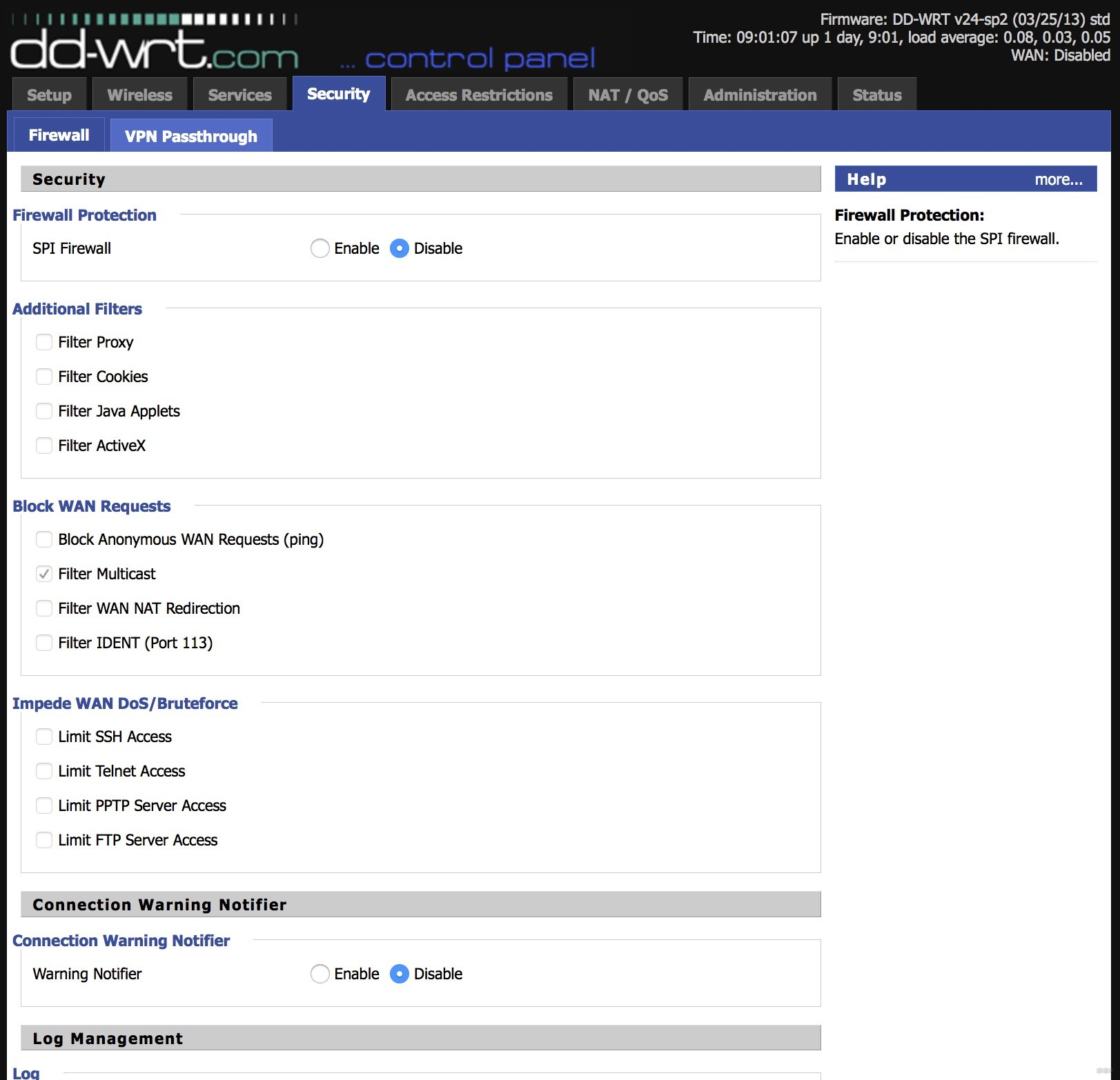 Настройка DD WRT в режиме репитера: по шагам от WiFiGid