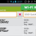 Wi-Fi Key Recovery
