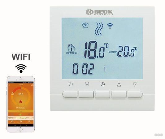 Термостат BEOK BOT-313 WI-FI: обзор, инструкция подключения к Wi-Fi