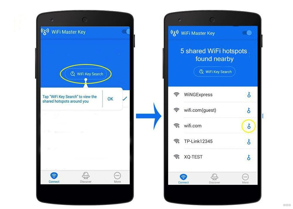 WiFi Master Key: что это за приложение, как работает, где скачать?