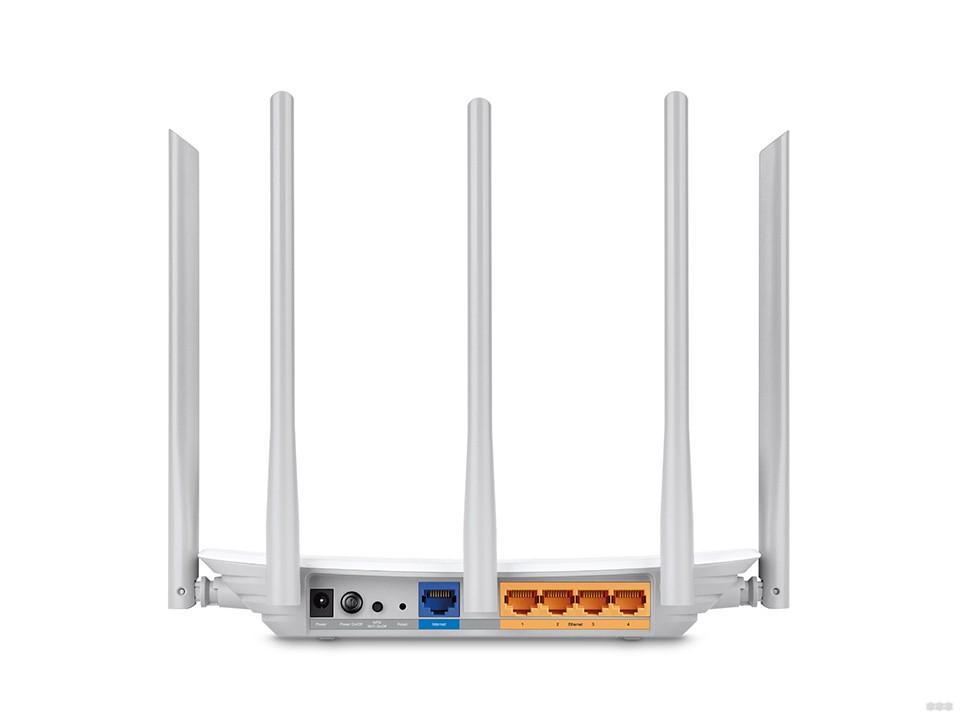 TP-Link Archer C60 (AC1350): двухдиапазонный Wi-Fi роутер