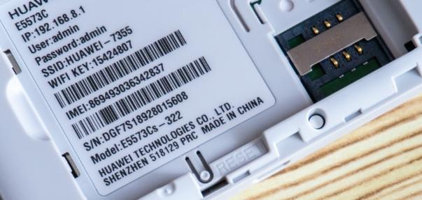 Мобильный Wi-Fi роутер Huawei E5573 4G/LTE/3G: инструкция по использованию